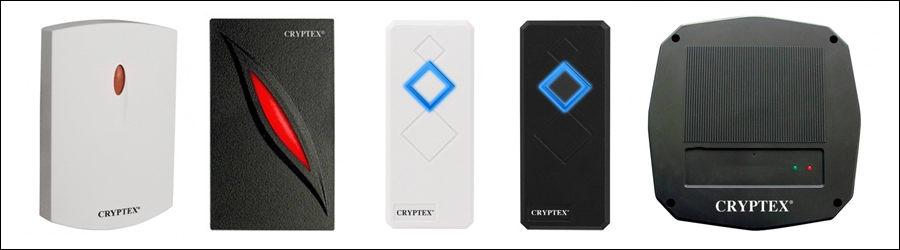 Kártyás beléptető rendszer kártyaolvasók